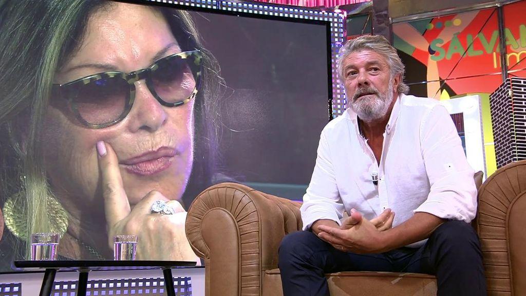 """Francisco se emociona hablando de Paca: """"Yo no entendería mi vida sin mi mujer"""""""
