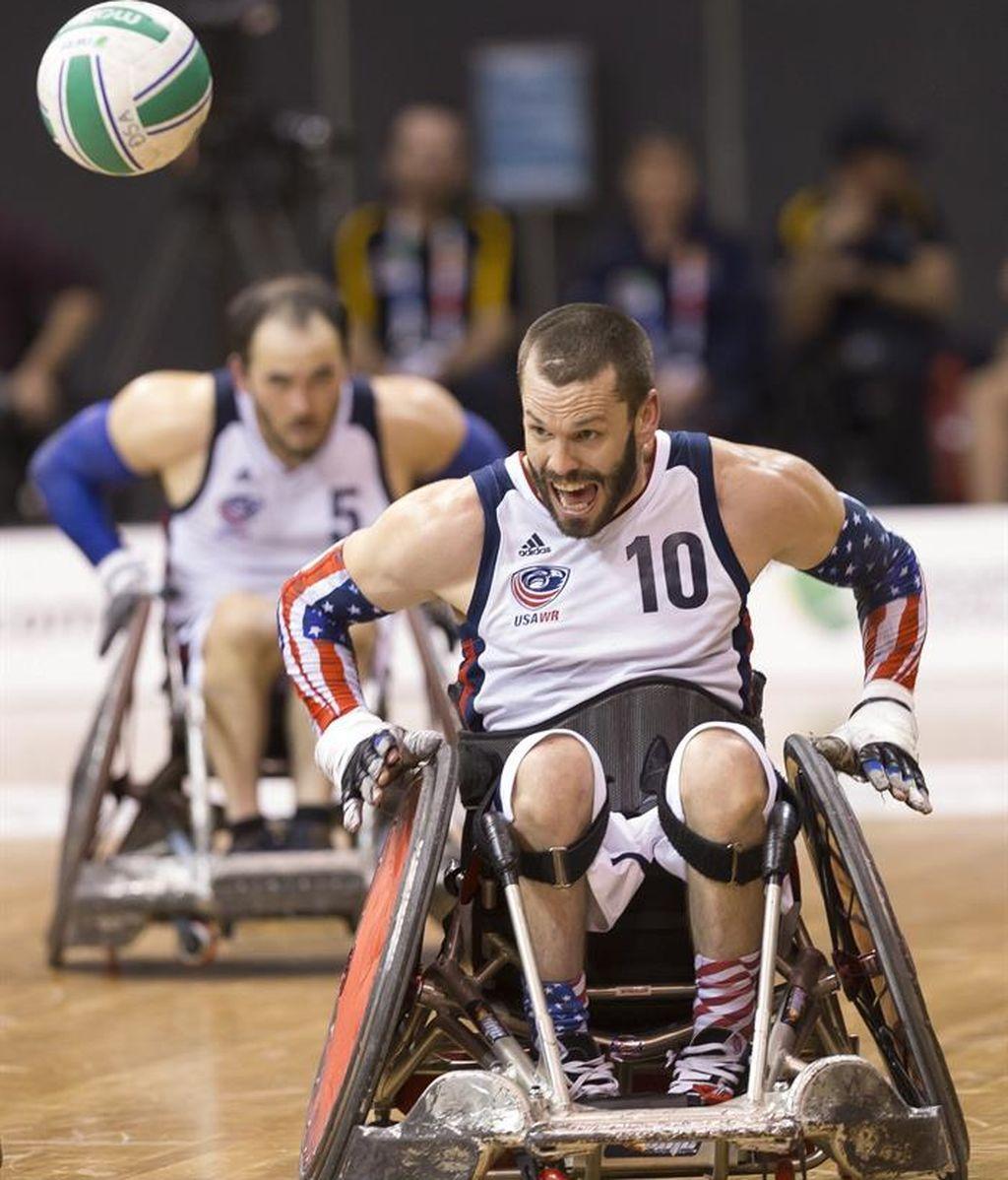 Campeonato Mundial de Rugby en silla de ruedas