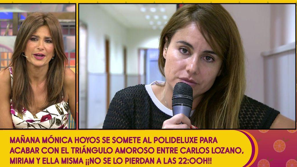 Mónica Hoyos no descarta entrar a GH VIP con Miriam Saavedra