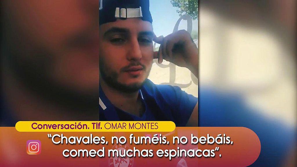 """Omar, el 'amigo' especial de Isa Pantoja: """"He tenido problemas, pero soy una buenísima influencia"""""""