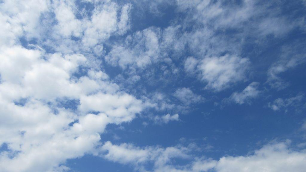 cielos despejados