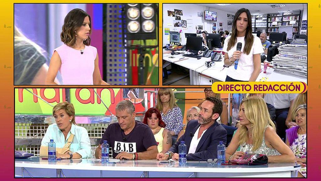Fonsi ha demandado a Alba Carrillo por culparle de su ruptura con David Vallespín, según Jesús Manuel Ruiz
