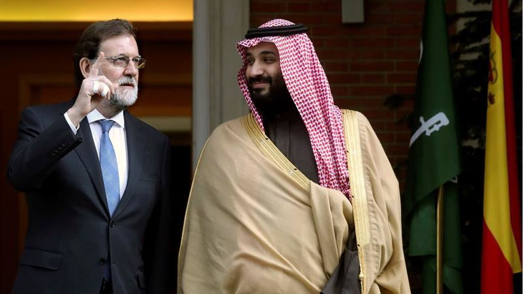 España vendió armamento a la coalición liderada por Arabia Saudí que actúa en Yemen