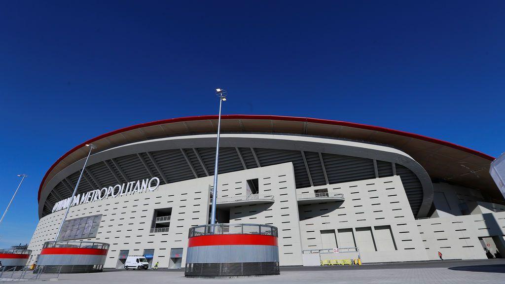 Sabotean la placa de Thibaut Courtois en el Wanda Metropolitano tras su fichaje por el Real Madrid