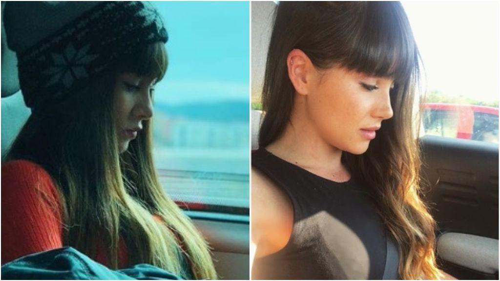 Parecido Aitana y Lucia Ramos