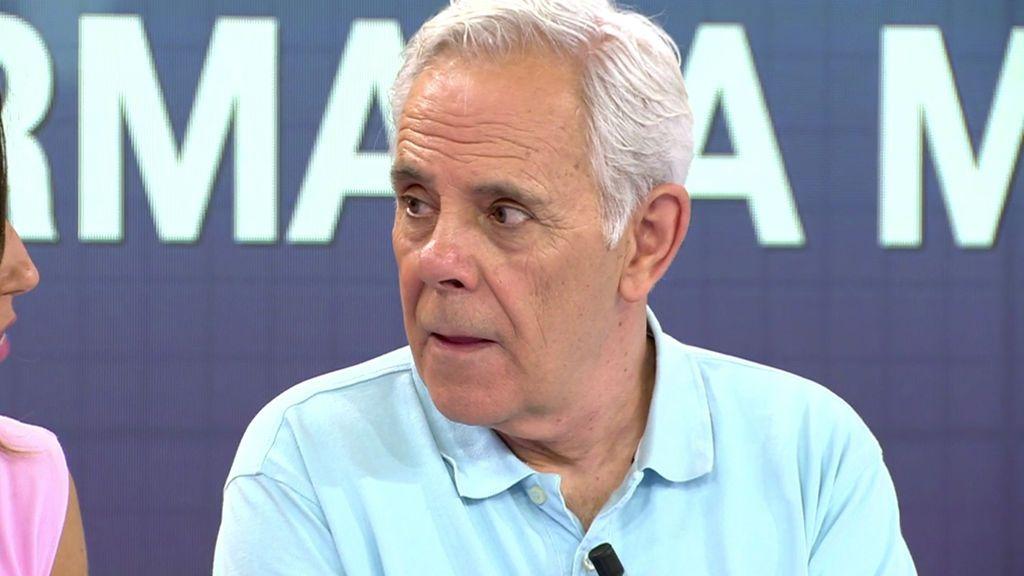 """Jimmy Giménez Arnau resuelve las preguntas de su polideluxe: """"Los Franco no están destrozados por nada"""""""