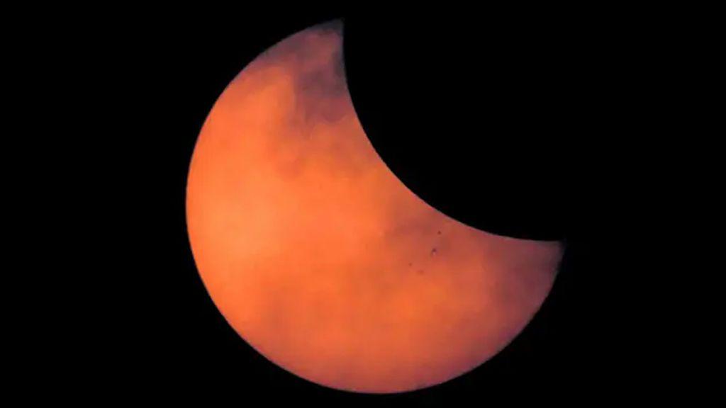 El eclipse solar parcial:  ¿Dónde podrá verse este sábado 11 de agosto?
