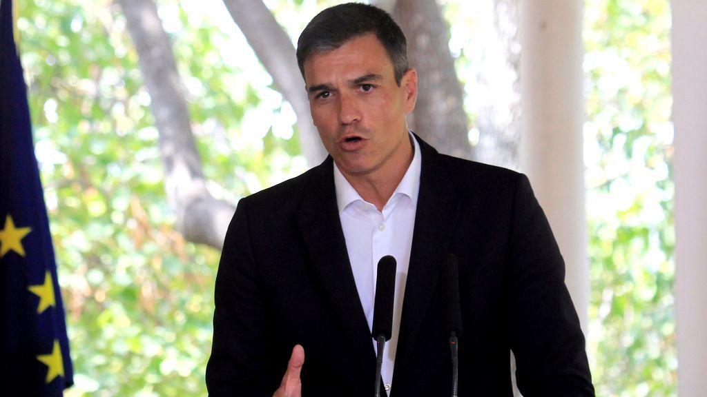 Sánchez asegura que con habrá un reparto de menores no acompañados mediante un acuerdo con las comunidades autónomas