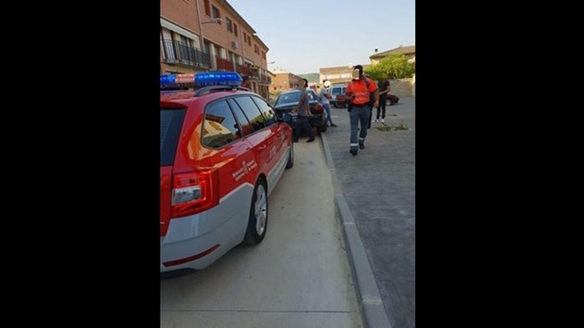 Inmovilizado un vehículo por positivo del conductor en alcohol y todas las drogas del test