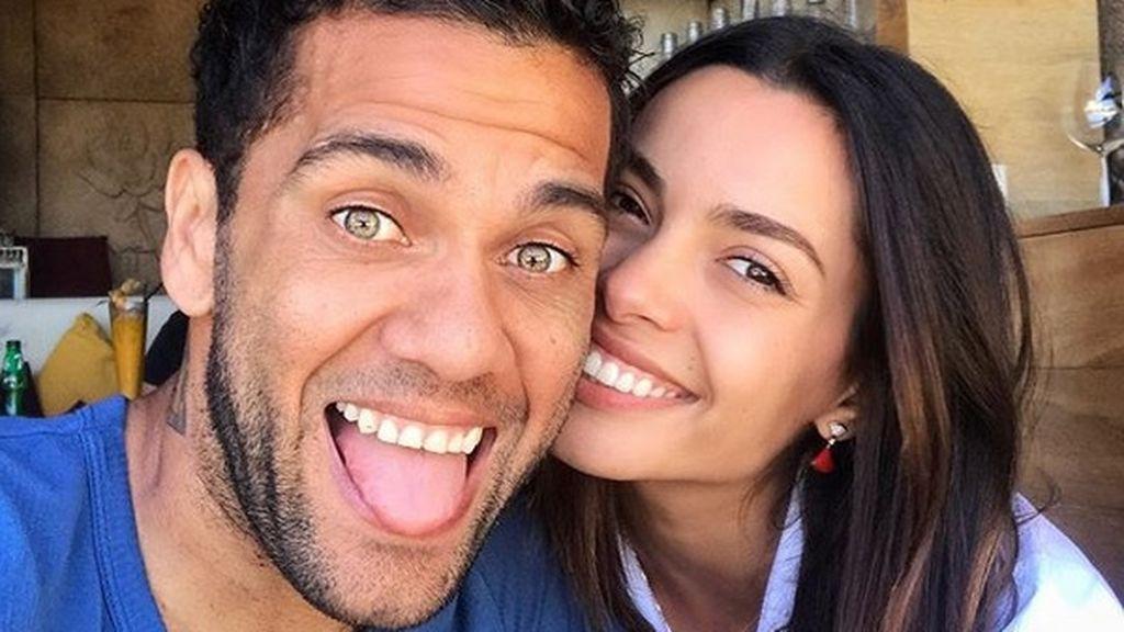 La genial respuesta de Joana Sanz tras ser acusada de vivir del dinero de Dani Alves