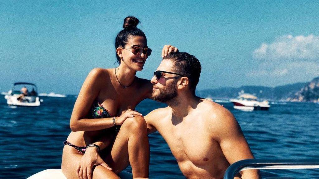 Las vacaciones de Lidia Torrent: de 'First Dates' a la playa junto a su familia y Matías