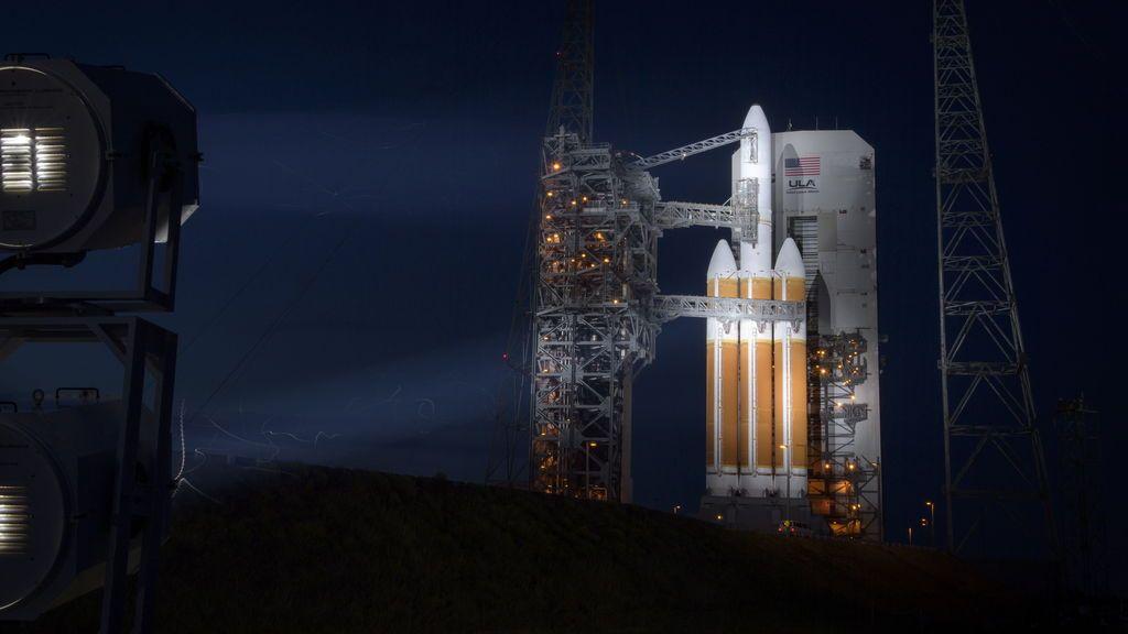 La Nasa pospone el lanzamiento de la sonda Parker para acercarse al Sol