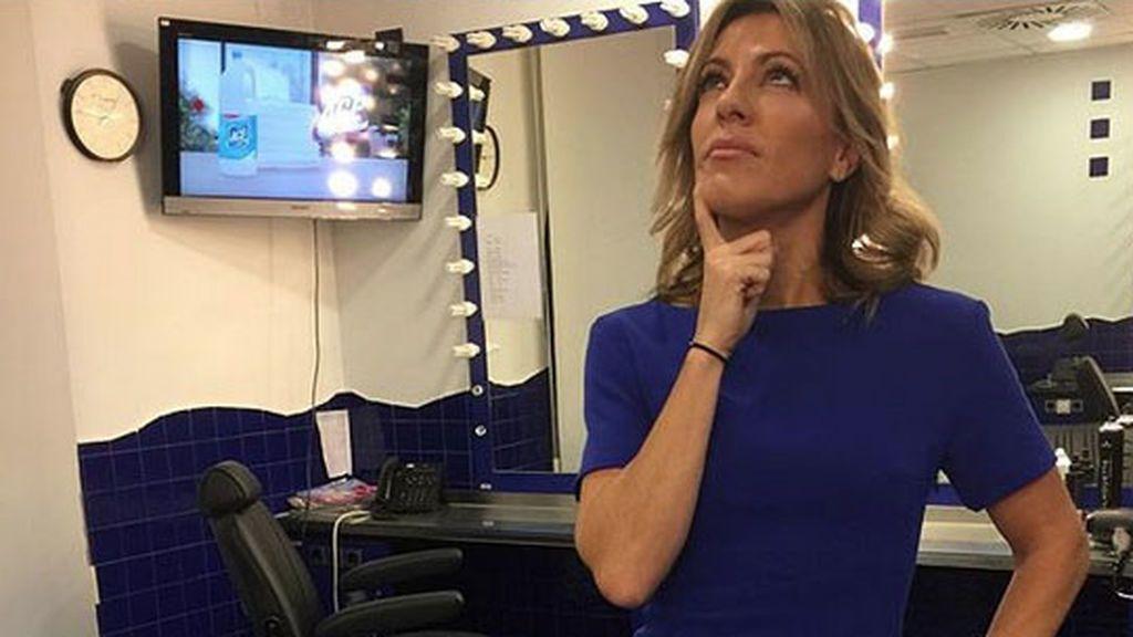 Ángeles Blanco sufre una desagradable experiencia con un pasajero durante un vuelo