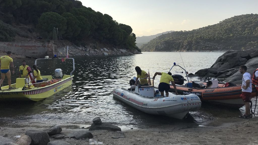 Muere un hombre en el pantano de San Juan  con 48 años