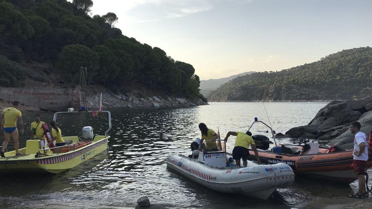 Un  hombre de 48 muere ahogado en el pantano de San Juan