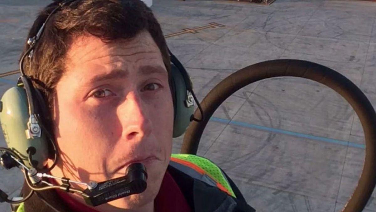 Difunden la fotografía del piloto suicida de Seattle