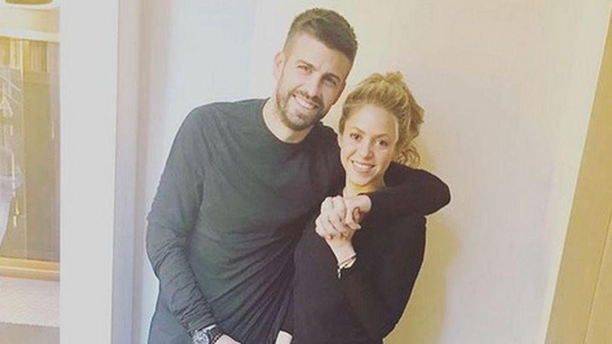 El precioso mensaje de Shakira a Piqué tras su retirada de la selección española