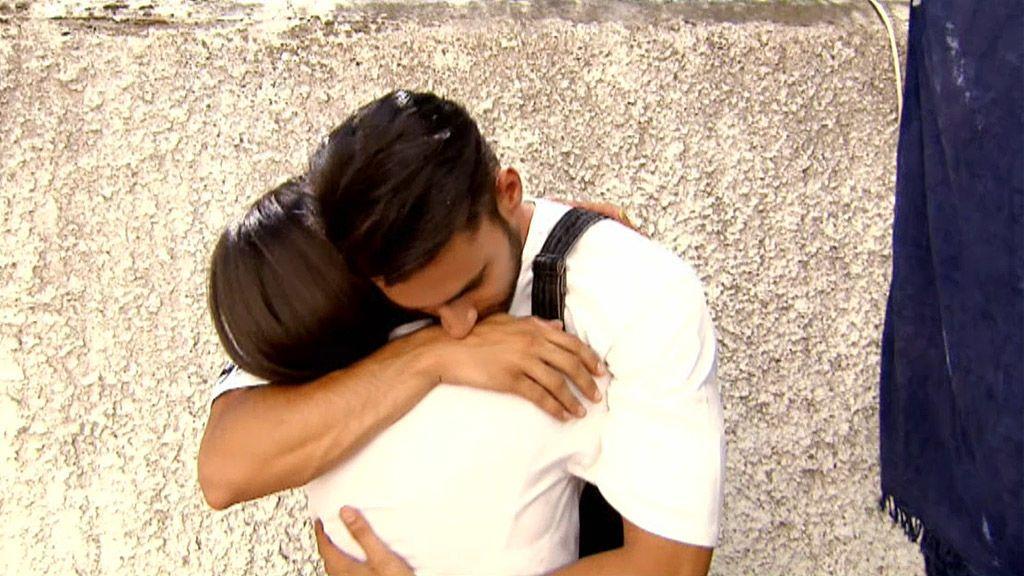 """Maira se confiesa entre lágrimas con Jaime en una cita disparatada: """"No me gusta esto"""""""