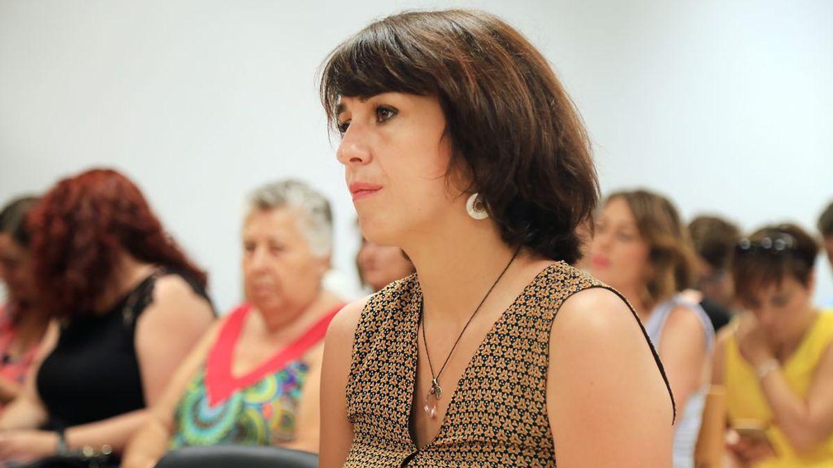Juana Rivas viaja para ver a sus hijos