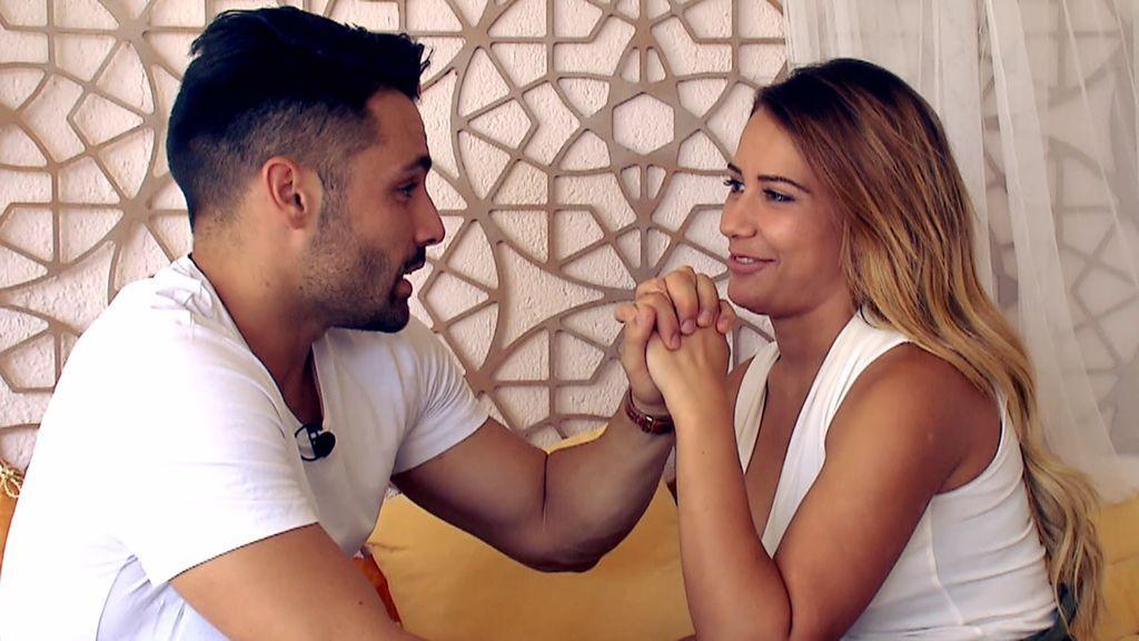 Eleazar concede 15 minutos a solas a Silvia para firmar un 'acuerdo' de paz