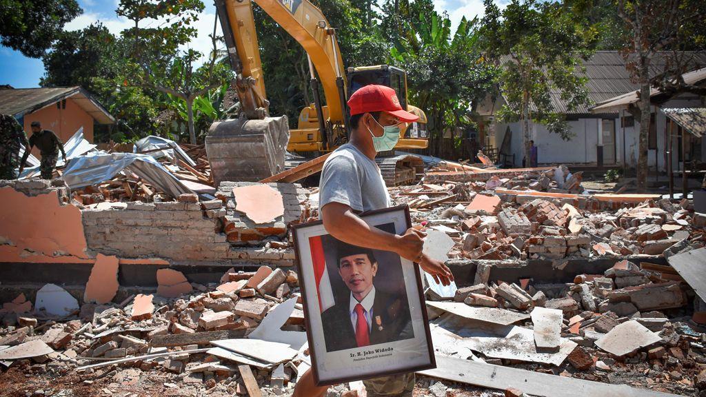 Los muertos por el terremoto en Lombok, Indonesia, se elevan ya a 436