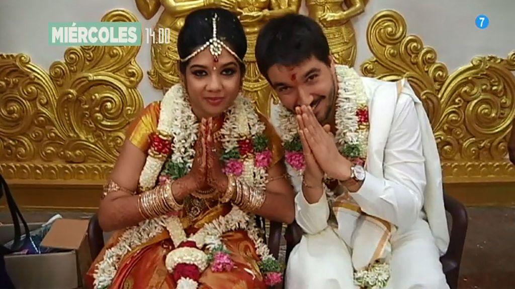 De boda en boda alrededor del mundo en 'Callejeros viajeros'