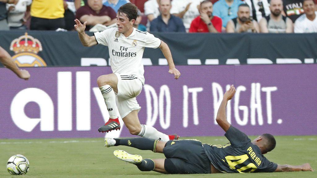 Odriozola se perderá la Supercopa por una lesión en la pierna derecha