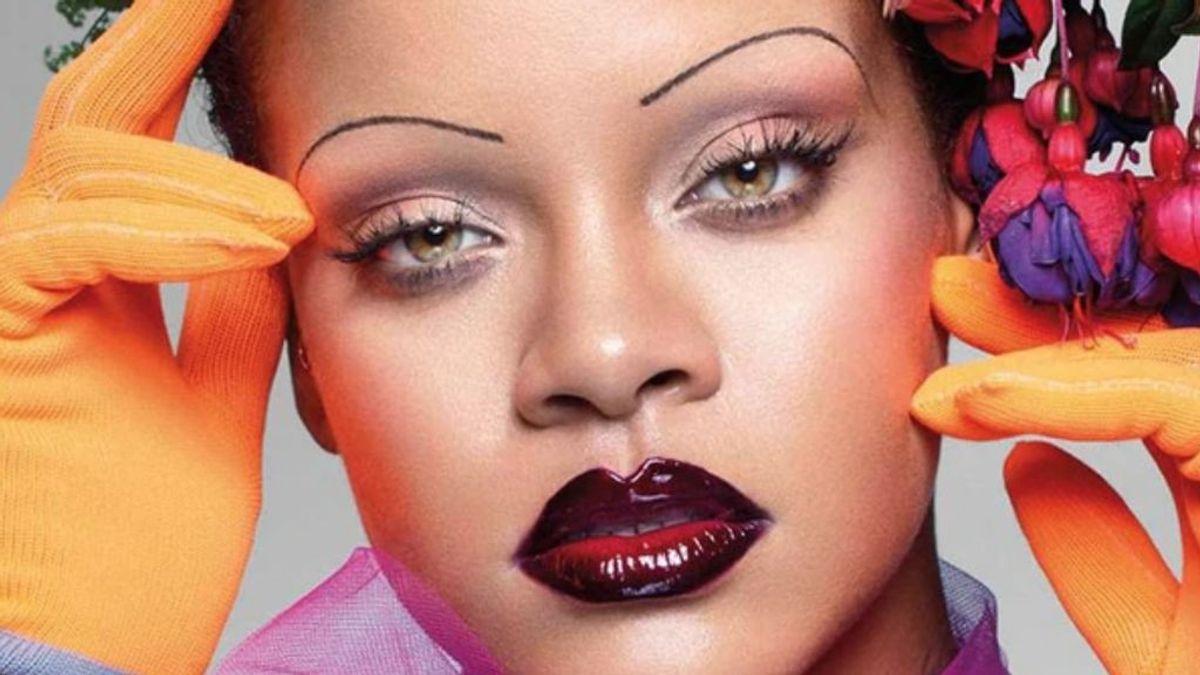 Rihanna, te ayudamos: una experta en diseño de cejas explica cómo elegir las que más te favorecen