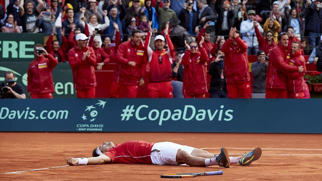 La Federación Española de Tenis apoya el nuevo formato de la Copa Davis