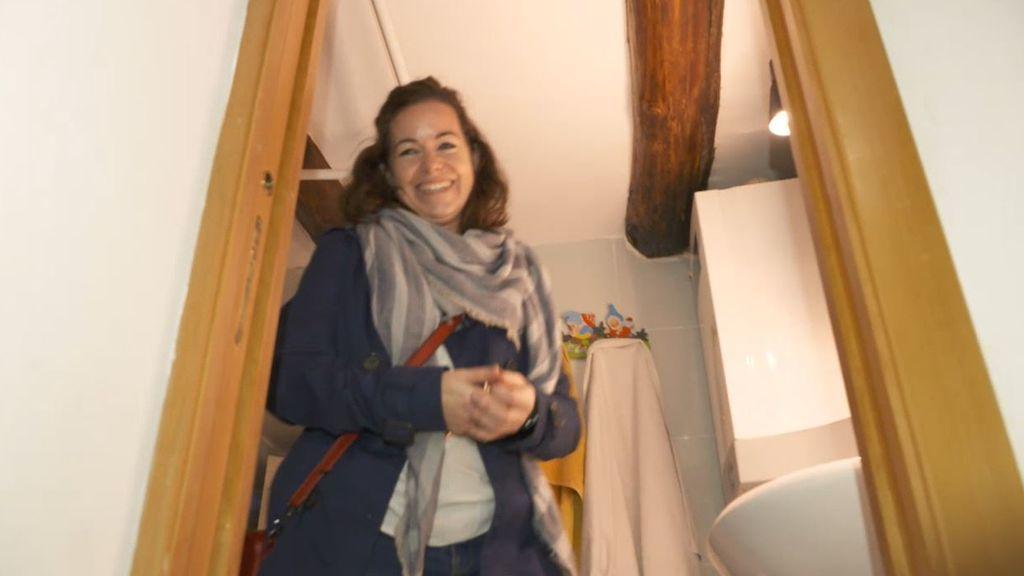 La vida en Nápoles:  viviendas antiguas pero muy acogedoras