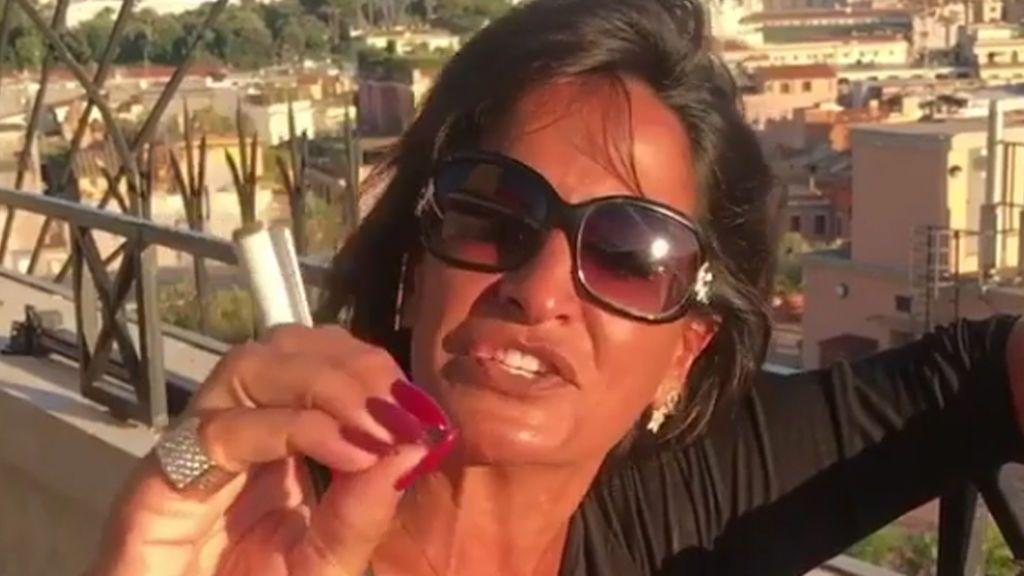 """Aída Nízar lanza un dardo envenenado contra María Patiño y le acusa de """"traicionera"""""""