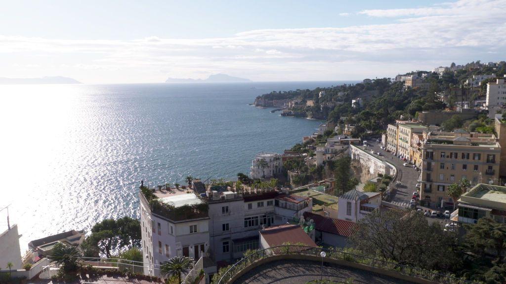 'Viajeros Cuatro' Nápoles