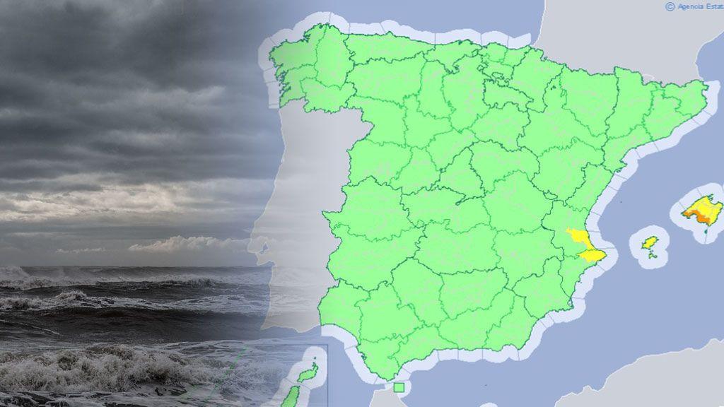 Las tormentas no dan tregua en la mitad este: más de cinco provincias en aviso