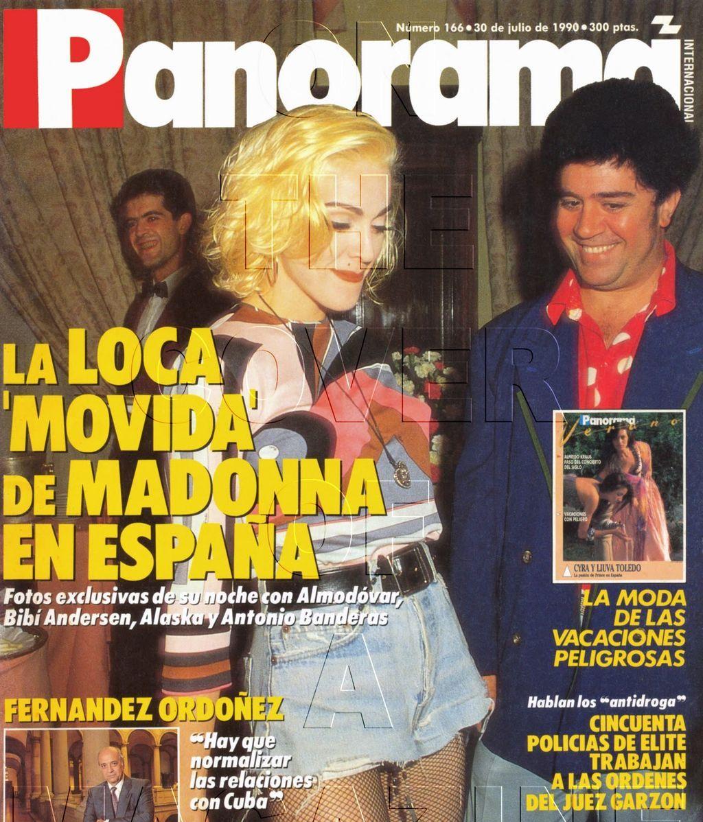 Panorama Spain July 30 1990 Juan Jose Gonzalez copy