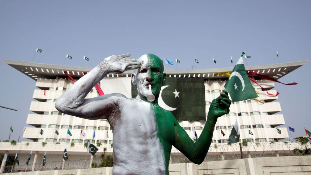 71º aniversario de la independencia de Lahore