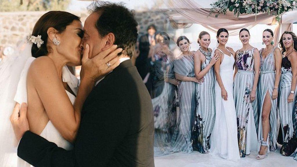 Aciertos y errores de la boda de María José Suárez
