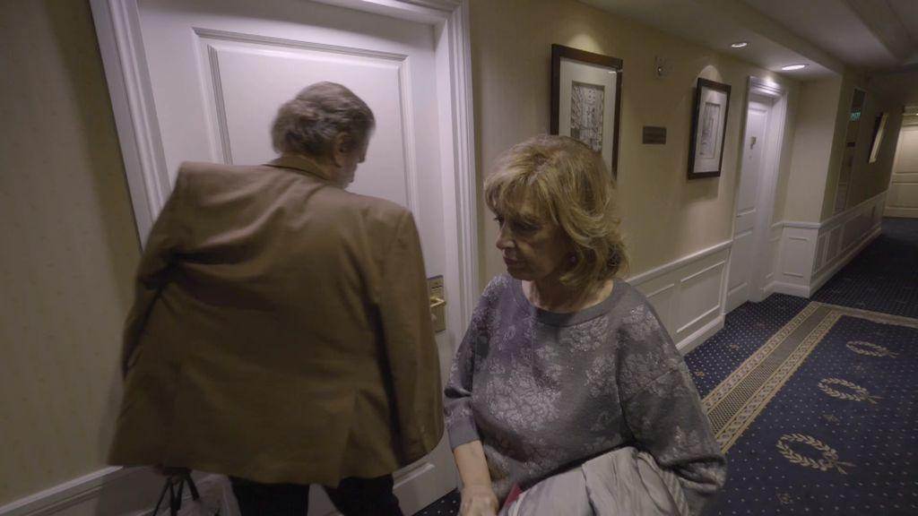"""Edmundo y Mª Teresa no comparten cama ¡ni de viaje!: """"Siempre vamos en dos habitaciones para dormir"""""""