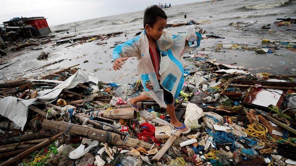 El paso de Yagi por Filipinas