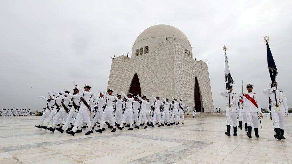 71 de la independencia de Pakistán