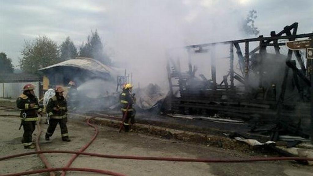 Diez ancianas mueren por el incendio en una habitación de una residencia de Chile