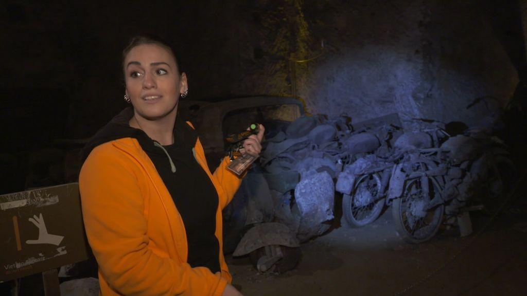 Los subterráneos 'borbónicos' de Nápoles: refugio de la II Guerra Mundial y escondite de la Camorra