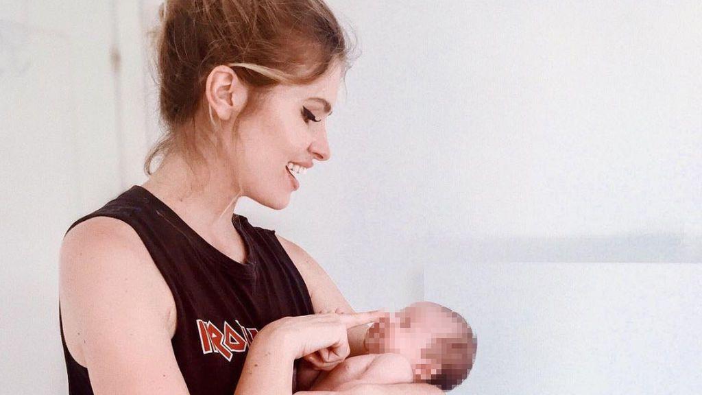 """Adriana Abenia sobre su parto: """"me veía pariendo a pelo"""""""