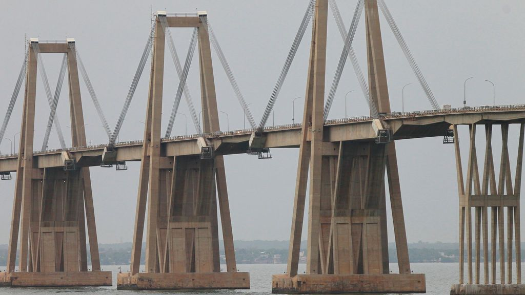 Otros puente de Riccardo Morandi que también colapsaron