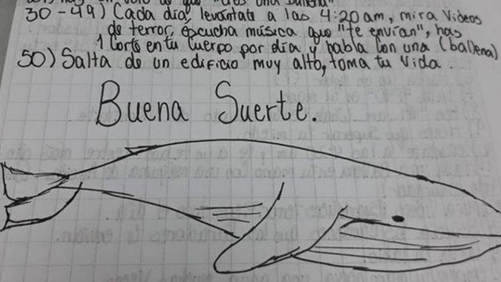 El fenómeno ballena azul ya ha provocado agresiones sexuales