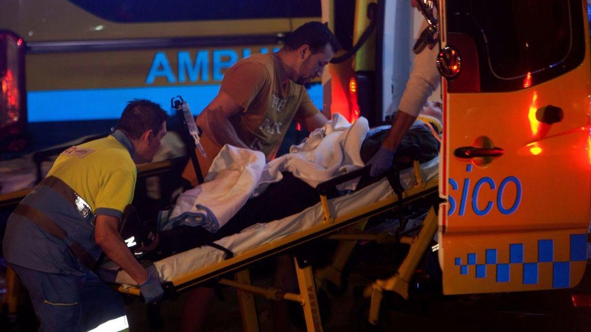 La heroicidad de algunos en la tragedia dejan en nueve los heridos aún hospitalizados en Vigo