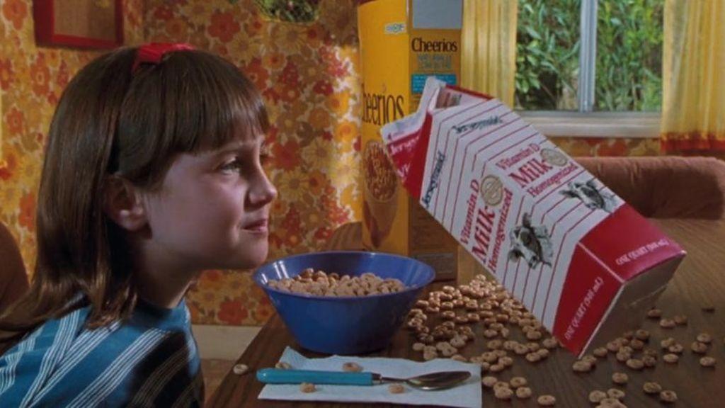 Matilda challenge: gente moviendo objetos con la mente como en la mítica película