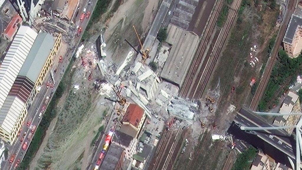 La Comisión Europea responde a Italia que se le asignó 2.500 millones de euros para infraestructuras