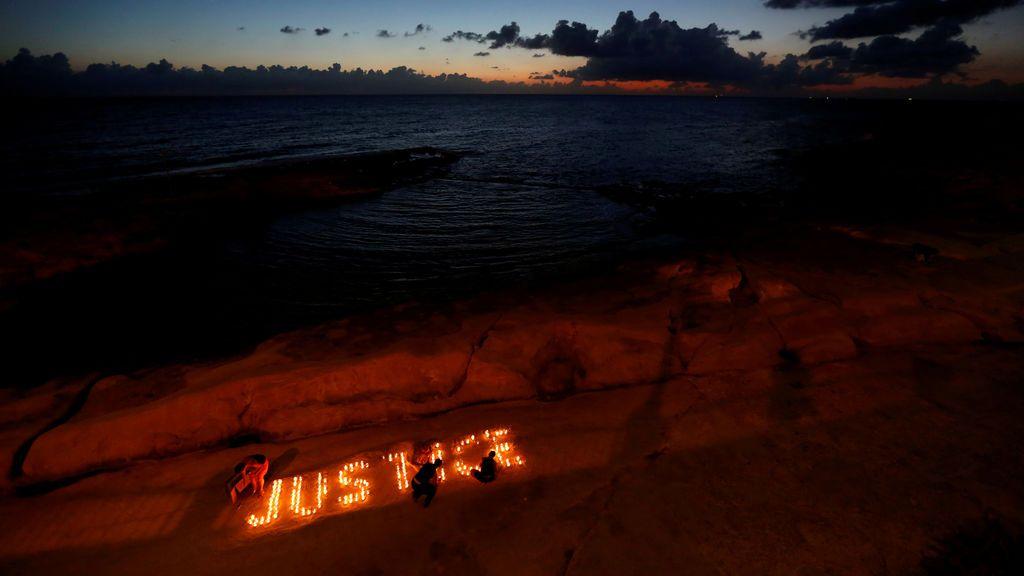 Malta reclama justicia para Daphne