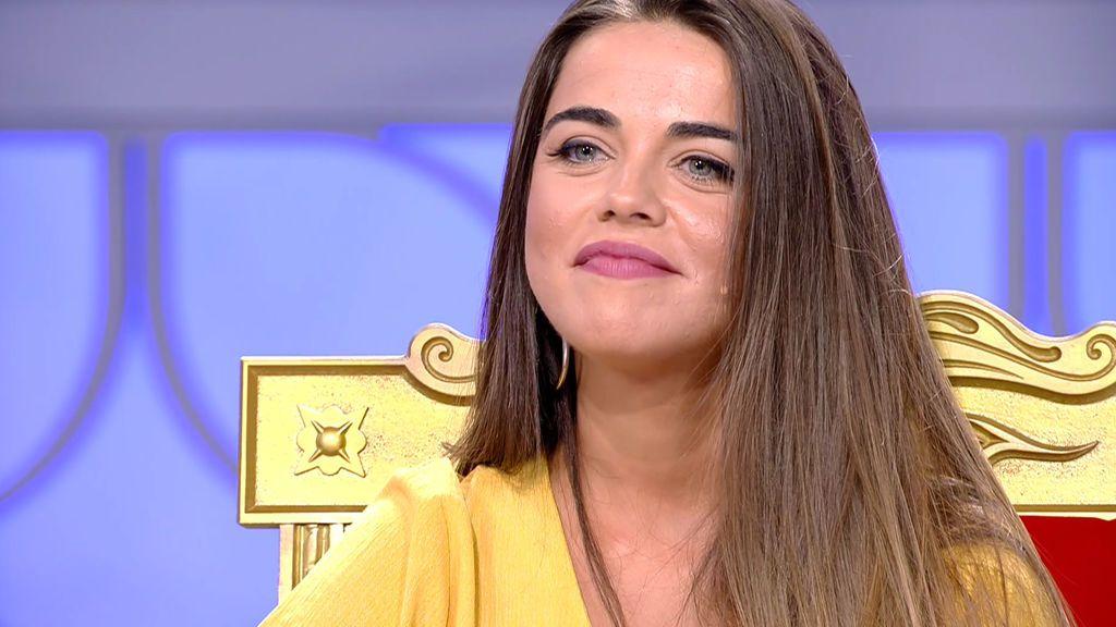 """Violeta: """"Hacía más ruido sonándome los mocos que Moha y Marina en su cita sin cámaras"""""""