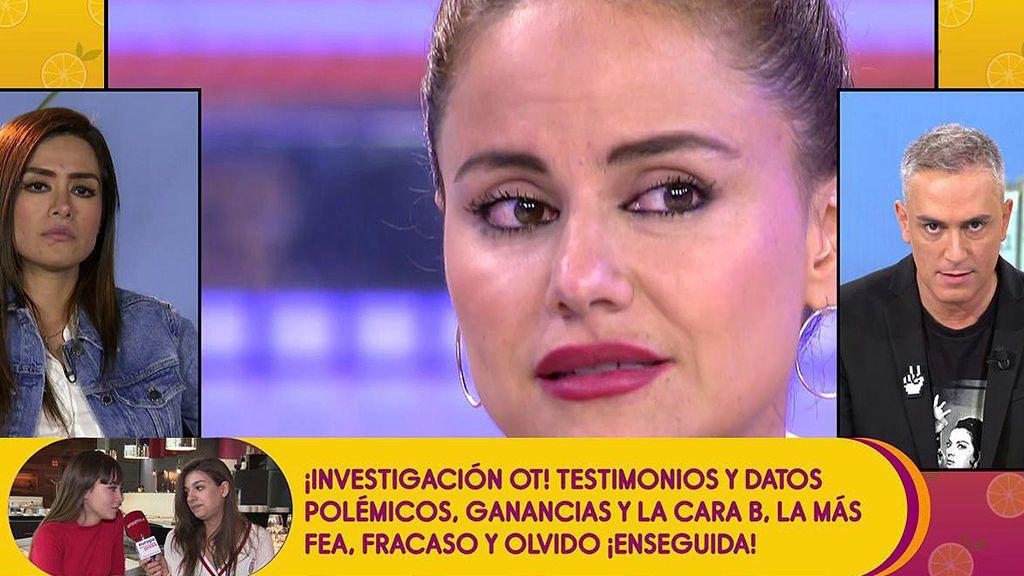 """Miriam Saavedra, ante las preguntas sobre Mónica Hoyos y 'GH VIP': """"No tendría problema en compartir plató con nadie"""""""